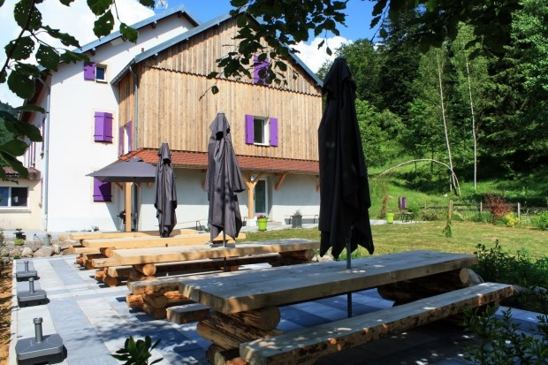 Location vacances Bussang -  Gite - 50 personnes - Barbecue - Photo N° 1