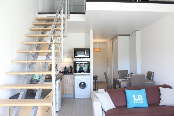 Location vacances Guérande -  Appartement - 4 personnes - Télévision - Photo N° 1