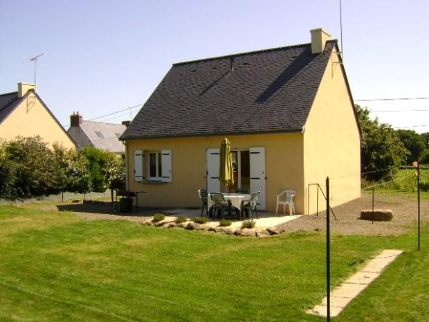 Location vacances Dol-de-Bretagne -  Gite - 4 personnes - Barbecue - Photo N° 1