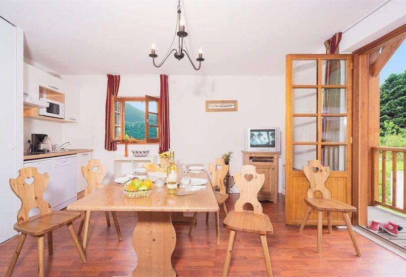 Appartement 2 pièces 2-4 personnes (T2)