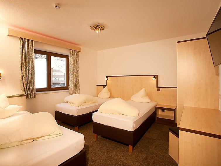 Appartement pour 12 à Sölden