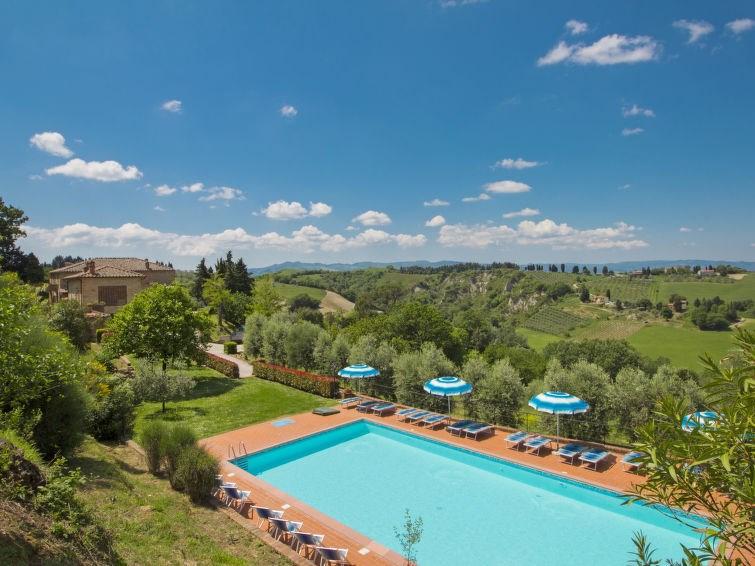 Location vacances Volterra -  Appartement - 6 personnes -  - Photo N° 1
