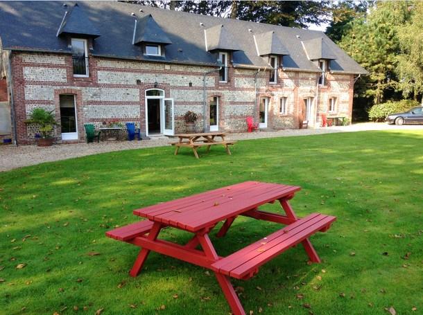 Location vacances Saint-Léonard -  Maison - 4 personnes - Chaise longue - Photo N° 1