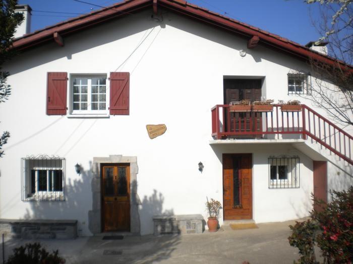 Alquileres de vacaciones Hendaye - Apartamento - 4 personas - Mueble de jardín - Foto N° 1