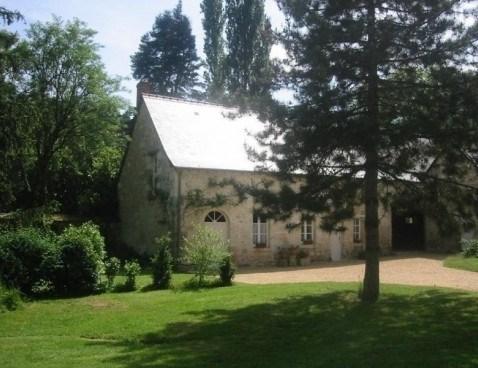 Location vacances Saint-Benoît-la-Forêt -  Maison - 6 personnes - Barbecue - Photo N° 1