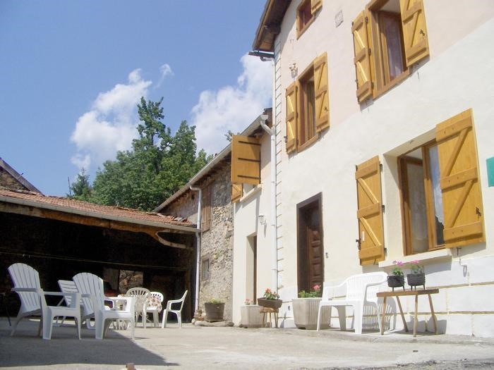 Holiday rentals Lordat - House - 8 persons - BBQ - Photo N° 1