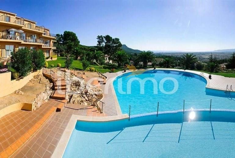 Appartement avec piscine à L'Estartit pour 4 personnes - 1 chambre