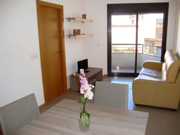 Location vacances Benicarló -  Appartement - 4 personnes - Télévision - Photo N° 1