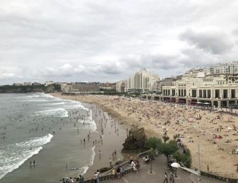 Location vacances Biarritz -  Appartement - 3 personnes - Télévision - Photo N° 1