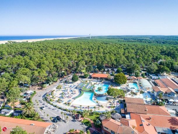 Camping Le Vieux Port Resort & Spa 5* - Mobil-home Grand Confort TV Plancha - 2 chambres et 2 sal...