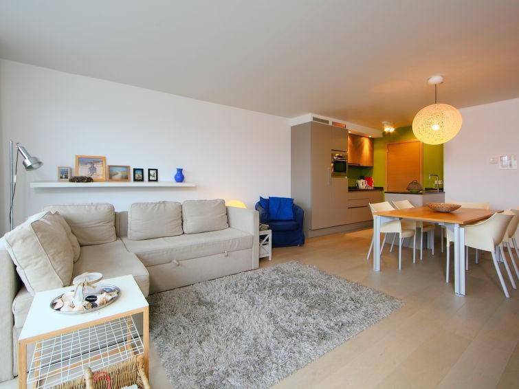 Location vacances Bredene -  Appartement - 4 personnes -  - Photo N° 1