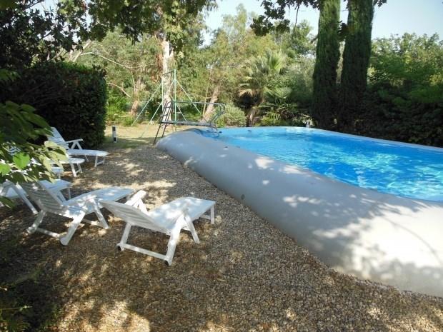 La Roque sur Cèze avec piscine privée - La Roque-sur-Cèze