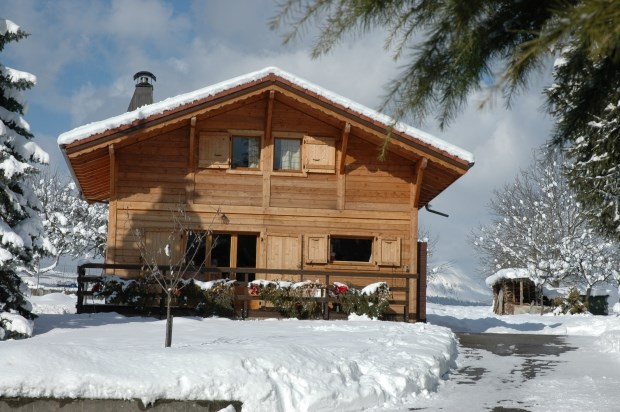 Holiday rentals Faverges - House - 8 persons - BBQ - Photo N° 1