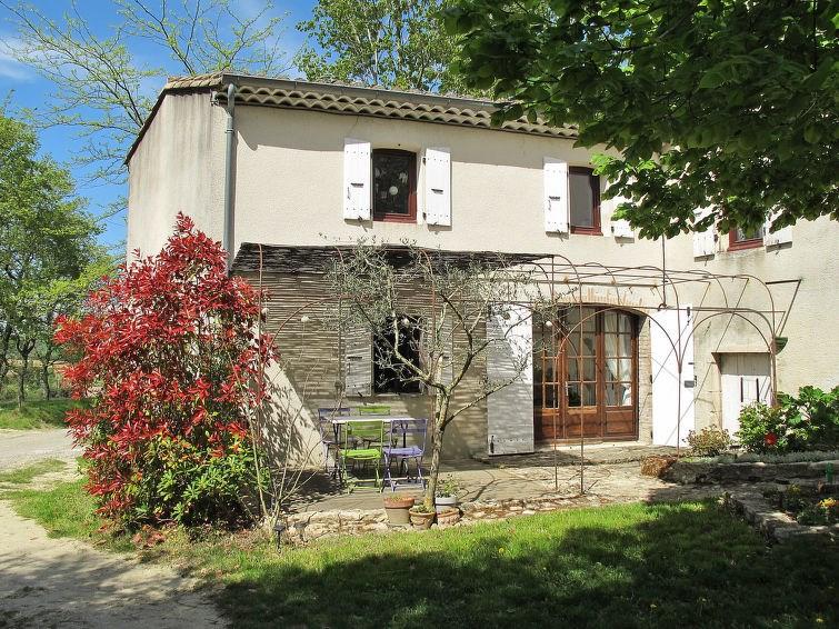 Location vacances La Bégude-de-Mazenc  -  Maison - 2 personnes -  - Photo N° 1