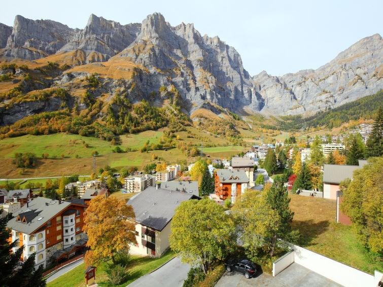 Location vacances Loèche-les-Bains -  Appartement - 4 personnes -  - Photo N° 1