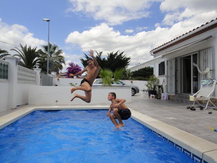 Alquileres de vacaciones Castelló d'Empúries - Casa - 8 personas - BBQ - Foto N° 1