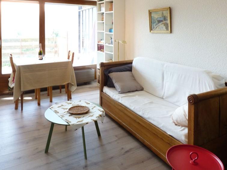 Appartement pour 2 à Ovronnaz