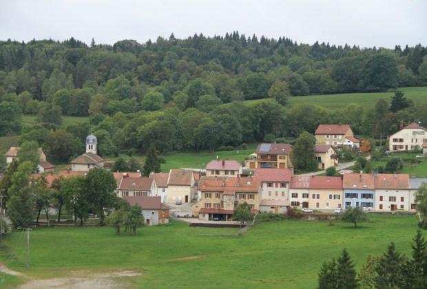 Maison Cinquétral (Jura) pour 6 personnes.