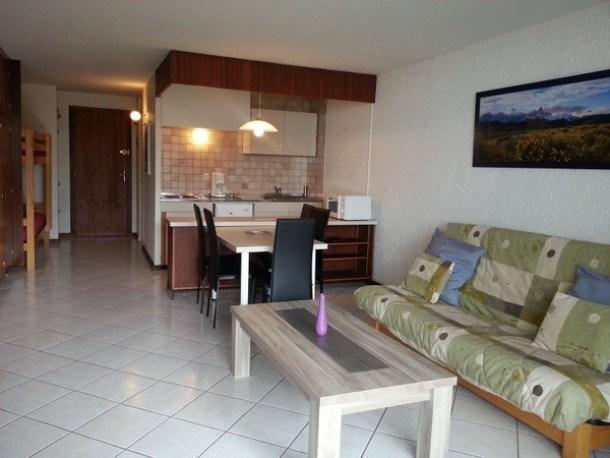 Location vacances Orcières -  Appartement - 4 personnes - Chaise longue - Photo N° 1