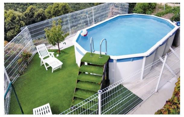 Location vacances Coggia -  Appartement - 6 personnes - Barbecue - Photo N° 1