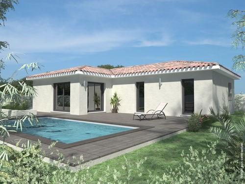 Maison  4 pièces + Terrain 704 m² Aubagne par CREAVILLA13