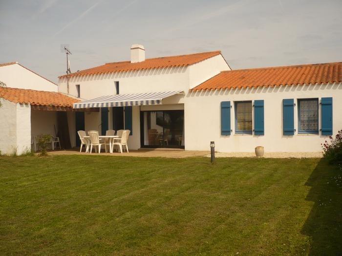 Maison pour 7 pers. avec internet, Noirmoutier-en-l'Île