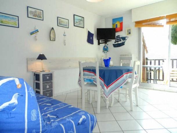 Location vacances Cabourg -  Appartement - 8 personnes - Télévision - Photo N° 1