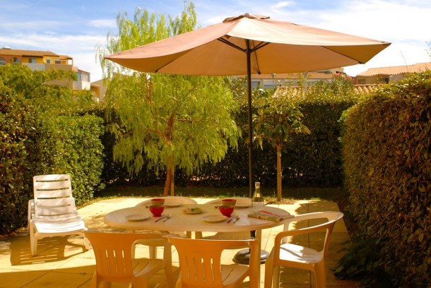 Location vacances Agde -  Appartement - 5 personnes - Terrasse - Photo N° 1