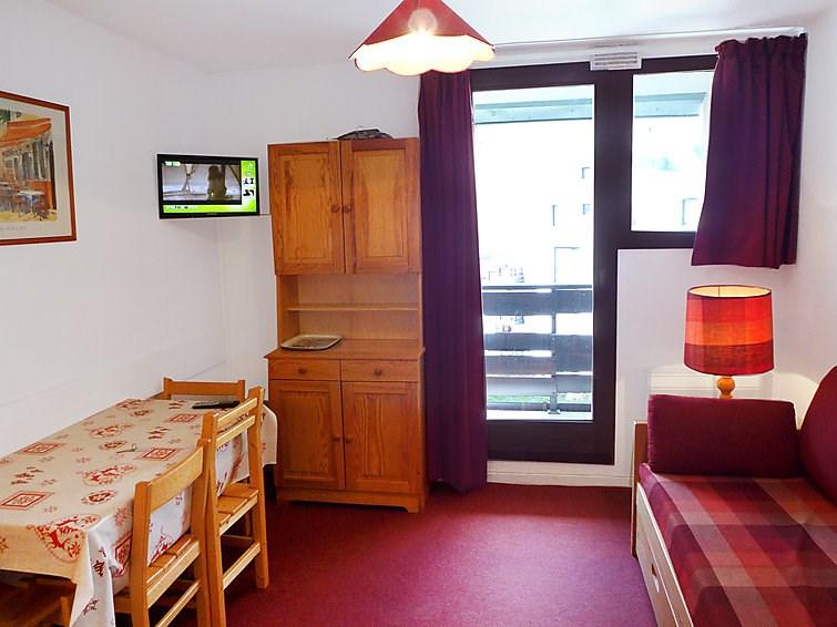 Appartement pour 4 à Tignes