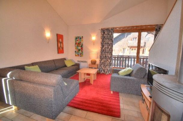 Location vacances Morzine -  Appartement - 10 personnes - Télévision - Photo N° 1