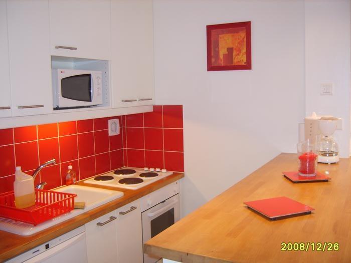 Alquileres de vacaciones Uvernet-Fours - Apartamento - 5 personas - Juegos al aire libre - Foto N° 1