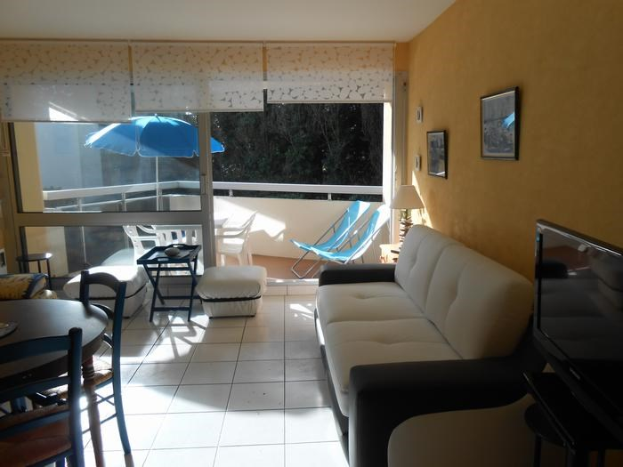 Holiday rentals Bénodet - Apartment - 2 persons - Deck chair - Photo N° 1