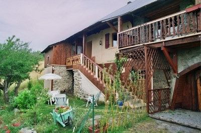 Holiday rentals Prunières - Cottage - 4 persons - BBQ - Photo N° 1