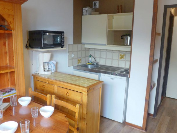 Location vacances Bourg-Saint-Maurice -  Appartement - 4 personnes - Télévision - Photo N° 1