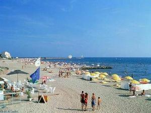 Appartement au  Grau d'Agde à 50 m de la  plage  pour des vacances familiales