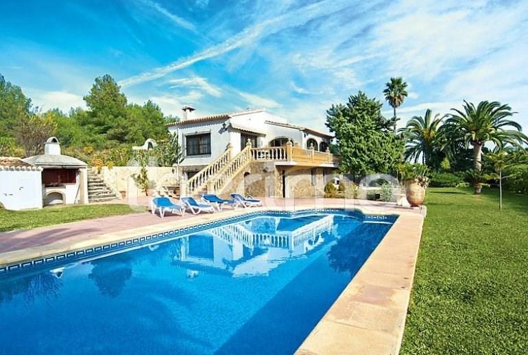 Villa à Javea pour 6 personnes - 3 chambres