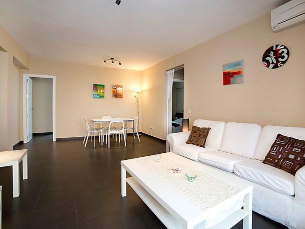 Location vacances Calp -  Appartement - 6 personnes - Télévision - Photo N° 1