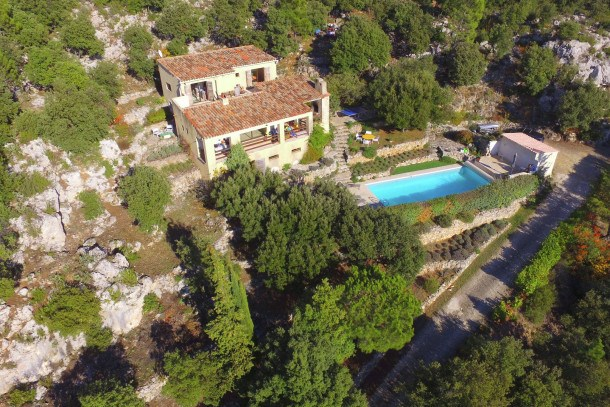 Villa vue splendide