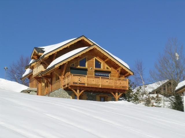Holiday rentals Fontcouverte-la-Toussuire - House - 12 persons - BBQ - Photo N° 1