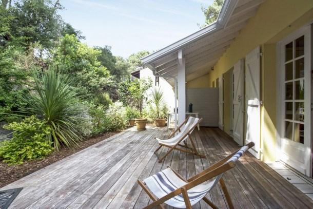 Location vacances Soorts-Hossegor -  Maison - 6 personnes - Télévision - Photo N° 1