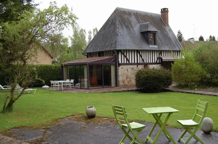 Location vacances Hermival-les-Vaux -  Maison - 4 personnes - Barbecue - Photo N° 1