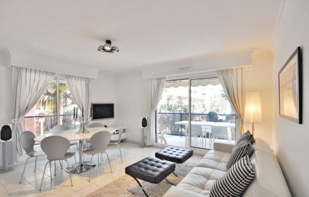 Location vacances Cannes -  Appartement - 4 personnes - Chaîne Hifi - Photo N° 1