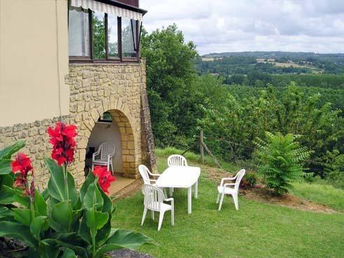 Location vacances Coux-et-Bigaroque -  Maison - 6 personnes - Barbecue - Photo N° 1
