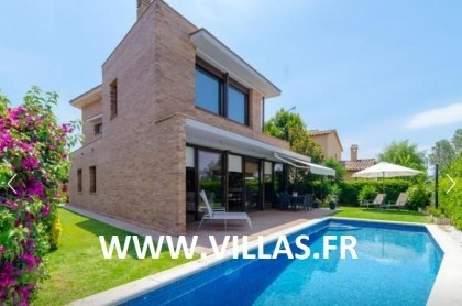 Location vacances Palafrugell -  Maison - 9 personnes - Barbecue - Photo N° 1