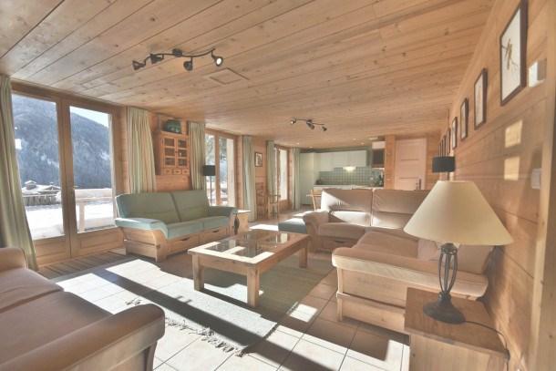 Location vacances Le Grand-Bornand -  Appartement - 13 personnes - Télévision - Photo N° 1