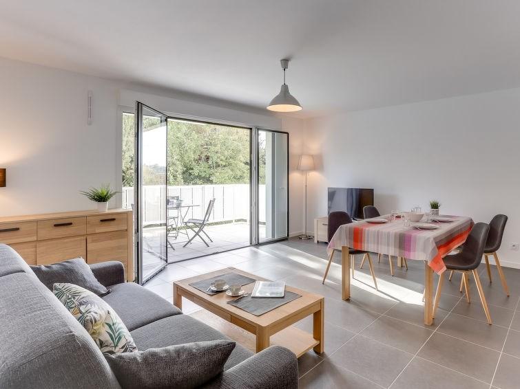 Ferienwohnungen Bayonne - Wohnung - 4 Personen - Gartenmöbel - Foto Nr. 1