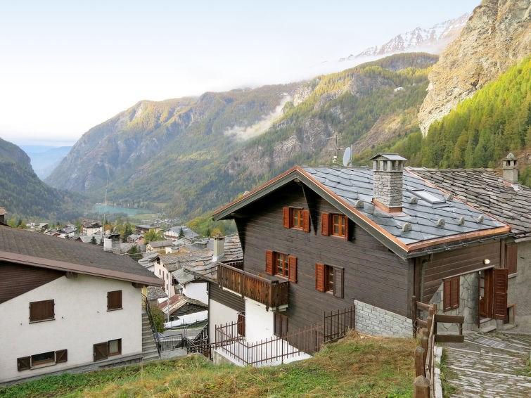 Location vacances Valtournenche -  Appartement - 5 personnes -  - Photo N° 1