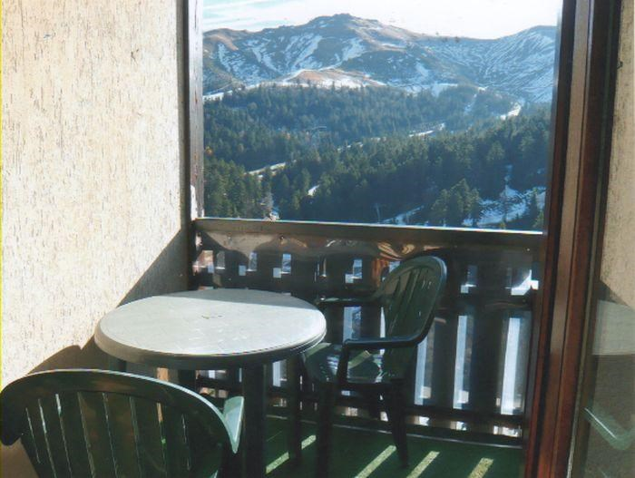 Holiday rentals Laveissière - Apartment - 5 persons - Garden furniture - Photo N° 1
