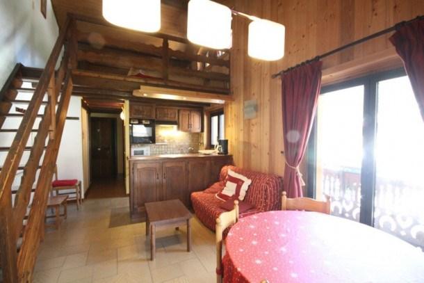Appartement 1 chambre + Mezzanine