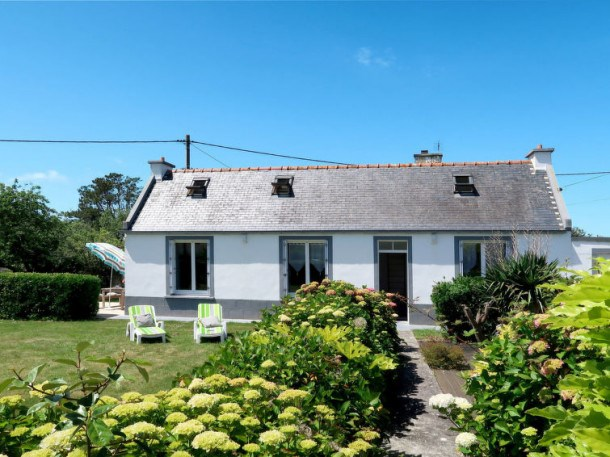 Location vacances Porspoder -  Maison - 4 personnes - Barbecue - Photo N° 1